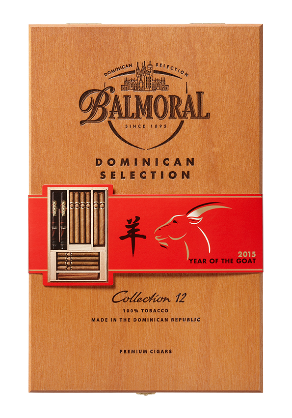 Balmoral Dominican Selection Year of the Goat Edition