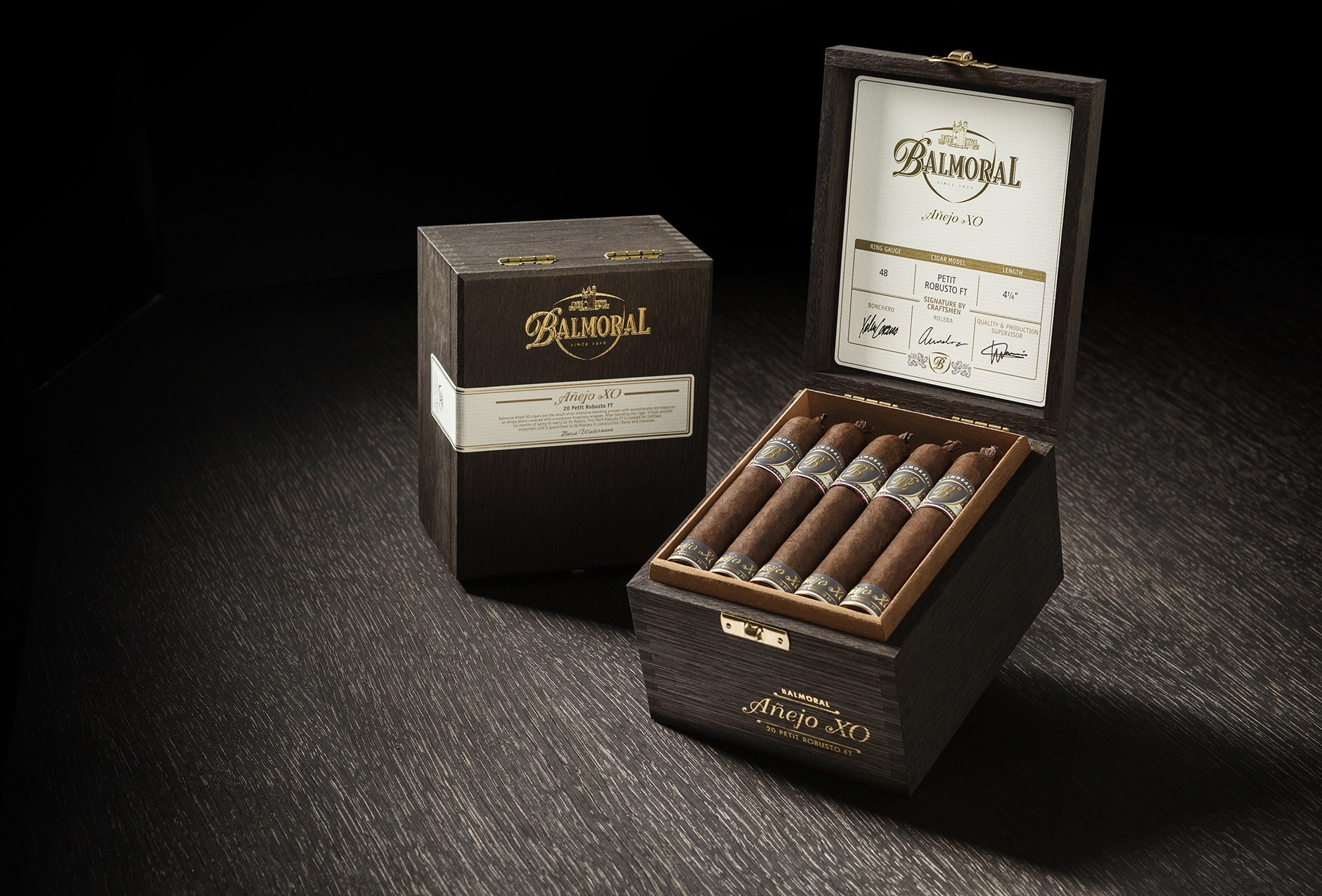 Agio Cigars Announces Balmoral Anejo XO For Release At 2015 IPCPR Show