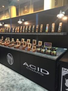 Acid Cigars Presentation IPCPR 2015
