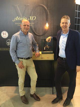 Marcel Michels and Hans Rijfkogel