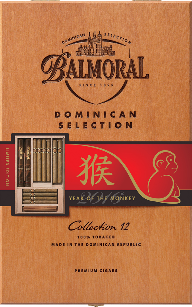 Balmoral Dominican Selection Year of the Monkey Edition