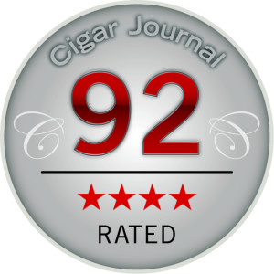 Cigar Journal 92 rating