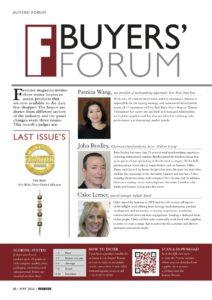 Frontier Buyers Forum