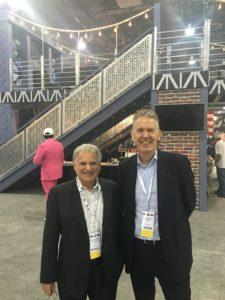 David Salem and Hans Rijfkogel IPCPR 2016