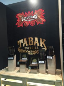 Larutan and Tabak Especial Cigars Intertabac 2016