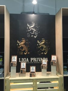 Liga Privada Cigars Presentation Intertabac 2016