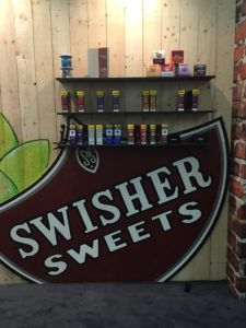 Swisher Cigars Intertabac 2016