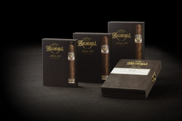 Agio Cigars Introduces Balmoral Anejo XO Travel Retail Exclusives