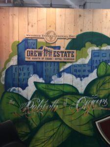 Intertabac 2017 Drew Estate