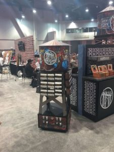 IPCPR 2017 Drew Estate Water Tower