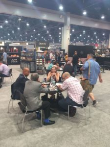 IPCPR Drew Estate Booth