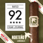 Cigar Journal Awards Norteno Lonsdale With 92 Rating