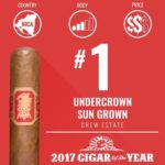 Undercrown Sun Grown Wins 2017 Cigar of the Year by Cigar Dojo
